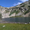Holly Lake- Grand Tetons - Wyoming - USA
