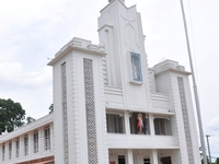 Holy Magi Syro-Malabar Catholic Forane Church, Muvattupuzha