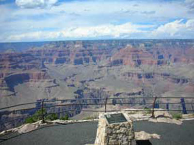 Hopi Point View - Grand Canyon - Arizona - USA
