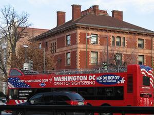 Hop On Hop Off Bus Tour with Spy Museum Photos