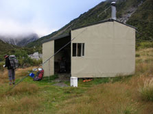 Horace Walker Hut