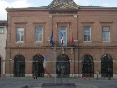 Castelsarrasin Town Hall