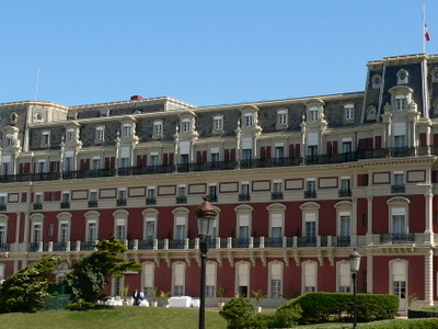 Hotel Du Palais Or Eugenie Palace