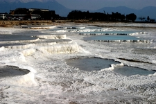 Hot Springs Of Pamukkale