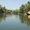 Houseboat At Kumarakom Lake