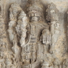 Hoysala Rock Cut Sculpture