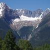Hudson Glacier - Glacier - USA