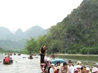 Huong Son Tourist Area