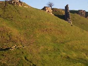 Harbottle Castle