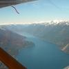 The Back Half Of Harrison Lake