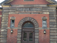 Hazelwood Branch of the Carnegie Library