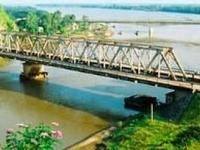 Ham Rong Bridge