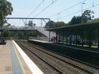 Heathcote Railway Station