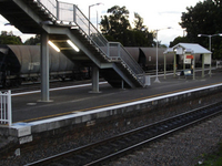 High Street Railway Station