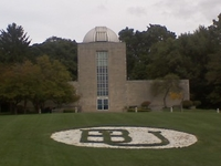Holcomb Observatory And Planetarium