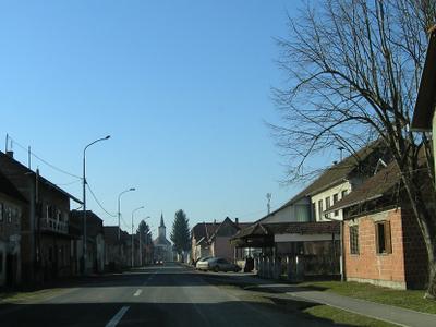 Hrvatska Dubica Town