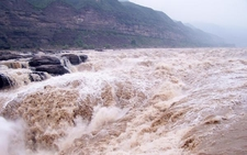 Hukou Waterfall Shanxi