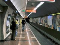 Déli pályaudvar Metro Station