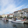 Ibenik Harbor And Town Center