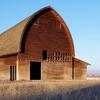 Iconic Barn In Sunnyside
