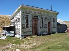 Ida Railway Hut