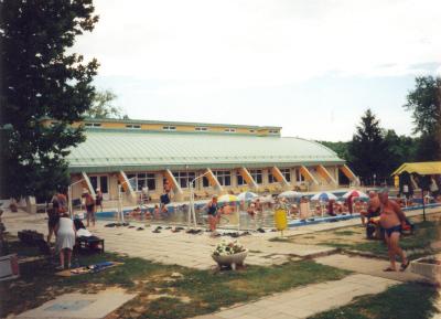 Igali Gyógyfürdő - Hungary