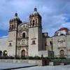 Iglesia De Santo Domingo In Oaxaca City