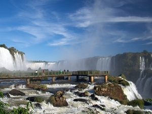 Full-Day Sightseeing Tour Of The Argentinian & Brazilian Sides Of Iguassu Falls From Puerto Iguazú Photos
