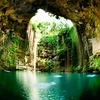 Ik-Kil Cenote - Chichen Itza