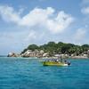 Ile Cocos Island Seychelles