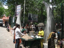 Bull Temple - Bangalore - Vendor Stalls