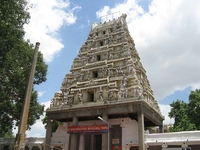 Bull Temple - Bangalore - Entrance Main-Gate