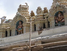 Bull Temple - Bangalore - Intricate Architecture