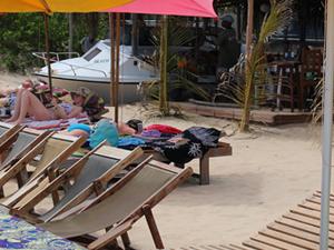 Beach Tours Mozambique