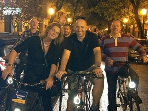 Valencia Bike Night Tour