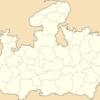 India Madhya Pradesh Location Map