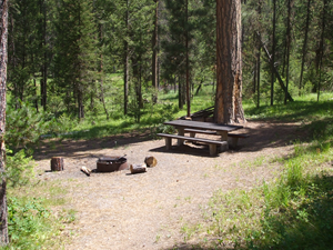 Indian Trees Campground