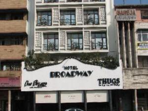 Hotel Broadway Delhi