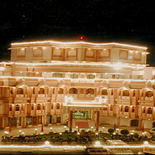 Rajvilas Palace