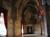 Inside Corvin Castle - Hunedoara