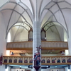 Inside Holy Cross Church-Pötting, Austria