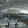 Inside Incheon International Airport