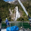 Inside Milford Sound - Southland NZ