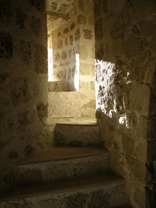 Inside The Bahrain Fort