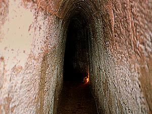 Cu Chi Tunnels