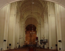 Inside View Of Se Cathedral