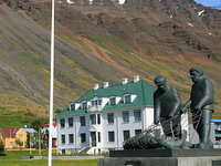 Isafjordur Cultural House - The Old Hospital