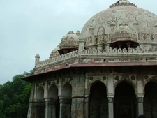 Isa Khan Niyazis Tomb