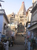 ISKCON Gate & Temple Dwarka