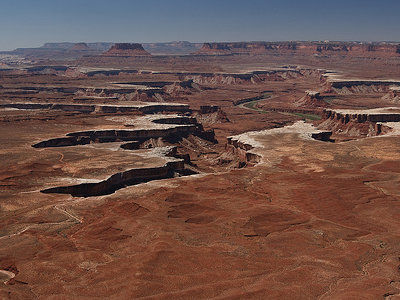 Island In The Sky - Canyonland - Utah - USA